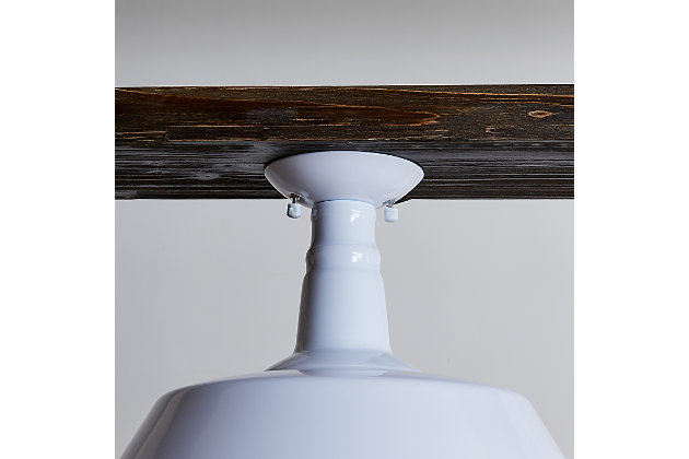 Modern Emmane Flush Mount Pendant Light, , large