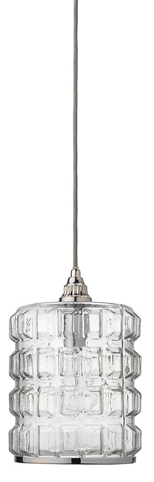 Silver Pendant Light, , rollover