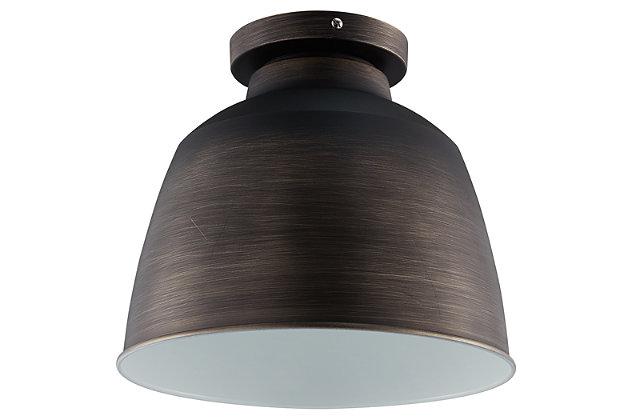Transitional Passia Flush Mount Pendant Light, , large