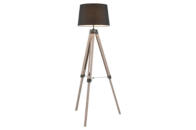 Mid Century Modern Floor Lamp, , large