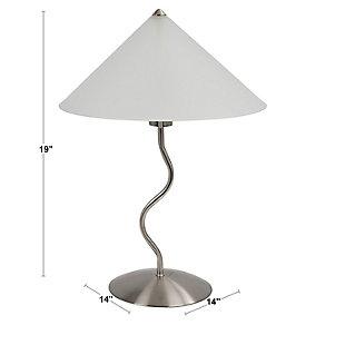Modern Table Lamp, , large