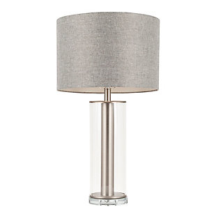 Contemporary Table Lamp, , large
