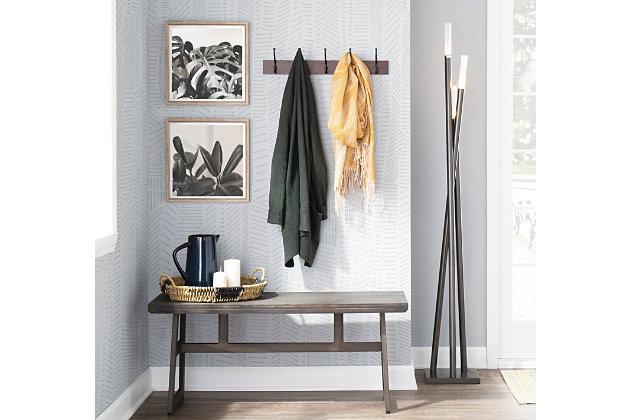 Modern Metal Floor Lamp, , large