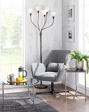 Contemporary Floor Lamp, , rollover