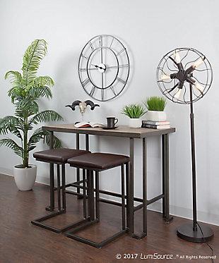 Industrial Floor Lamp, , rollover