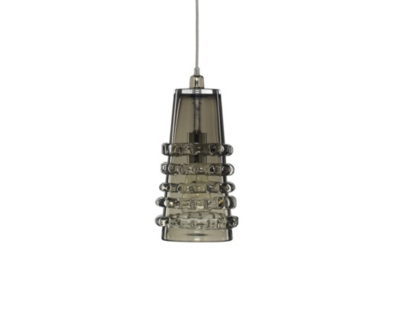 Jamie Young Ribbon Pendant - Long by Ashley HomeStore, Taupe