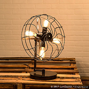 Industrial Table Lamp, , rollover