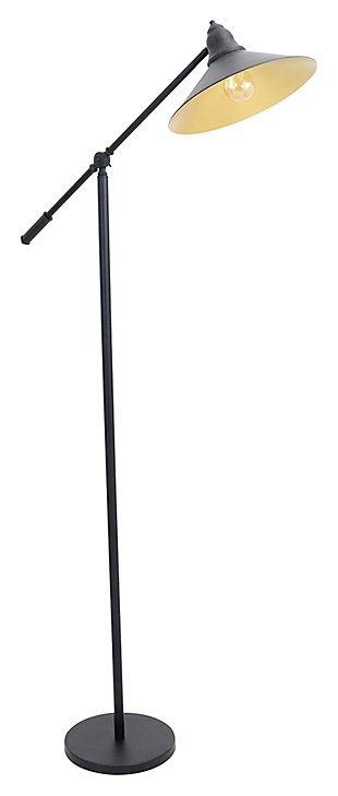 Industrial Floor Lamp, , rollover