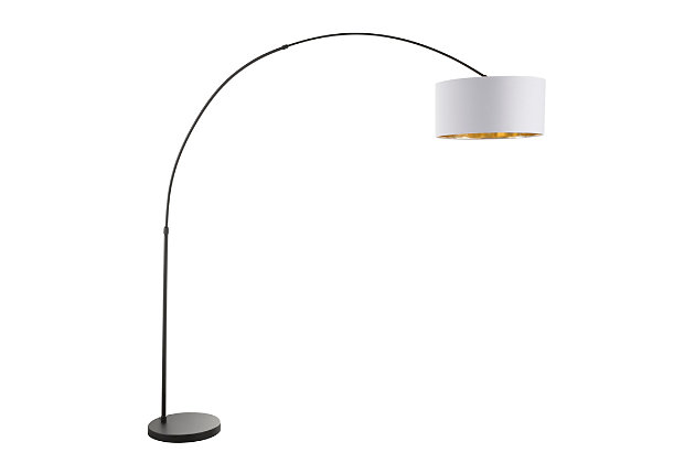 Contemporary Floor Lamp, , large