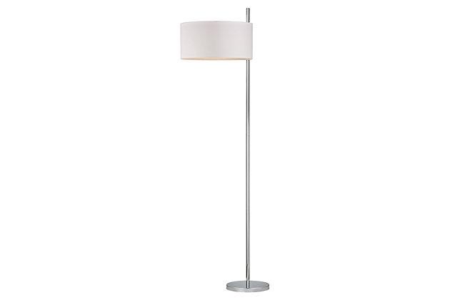 Modern Attwood Floor Lamp, , large