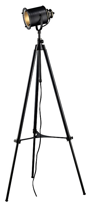Industrial Ethan Floor Lamp, , large