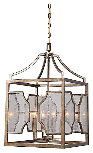 Lantern 4-Light Pendant, , large
