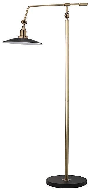 Mid Century Modern Floor Lamp, , large