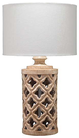 Cut Out Starlet Table Lamp, , rollover