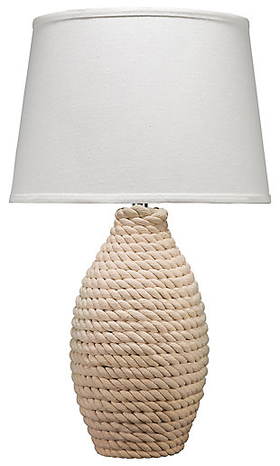 Rope Table Lamp, , large