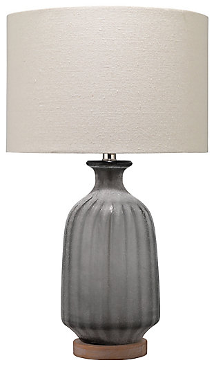 Frosted Glass Table Lamp, , rollover