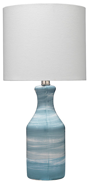 Swirl Bungalow Table Lamp, , large