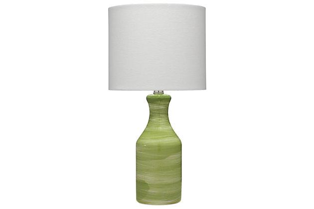 Swirl Bungalow Table Lamp, , large