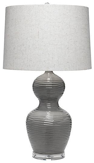 Double Gourd Ezra Table Lamp, , large
