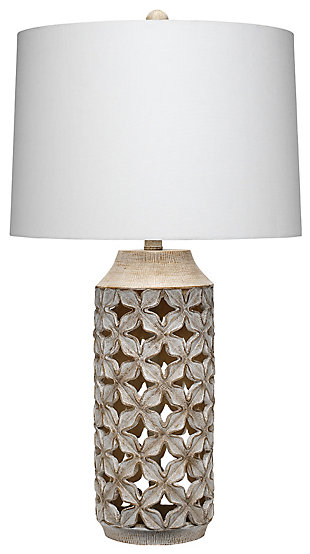 Three Way Flora Table Lamp, , large