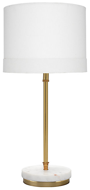 Marble Base Grace Table Lamp, , large