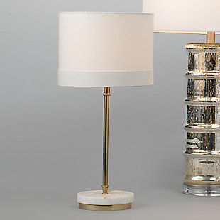 Marble Base Grace Table Lamp, , rollover