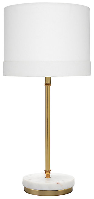 Marble Base Grace Table Lamp, , large