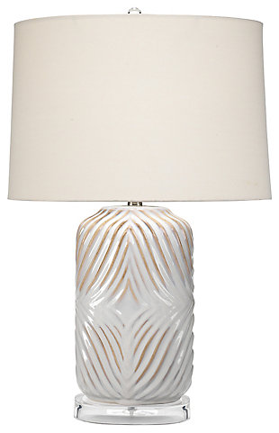Ceramic Harper Table Lamp, , large