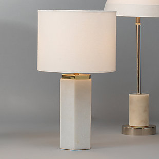 Marble Lexi Table Lamp, , rollover