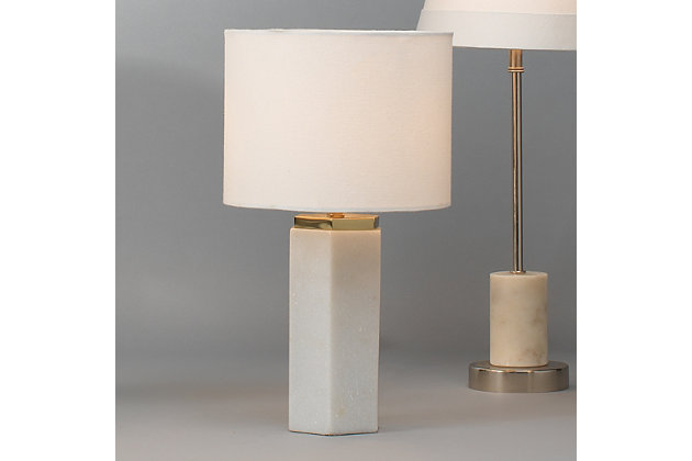 Marble Lexi Table Lamp, , large