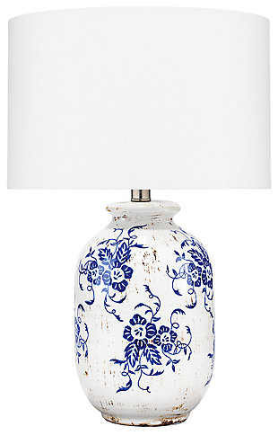 Ceramic Ruth Table Lamp, , large