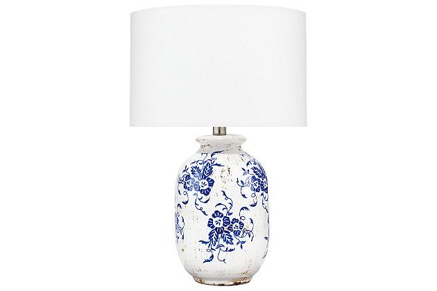Ceramic Ruth Table Lamp, , large