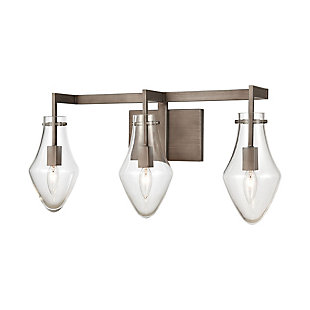 Angular Culmination 3-Light Vanity Light, , large