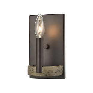 Steel Transitions Sconce, , rollover