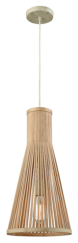 ELK Pleasant Fields One Light Pendant, , large