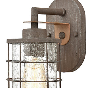 Steel Gilbert Vanity Light, , rollover