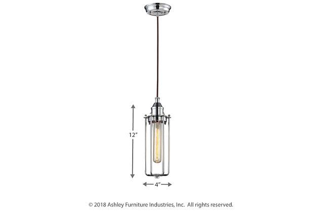 ELK Fulton One Light Pendant, , large