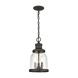 Steel Renford Outdoor Pendant, , rollover