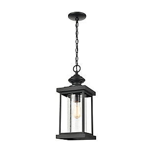 Steel Minersville Outdoor Pendant, , large