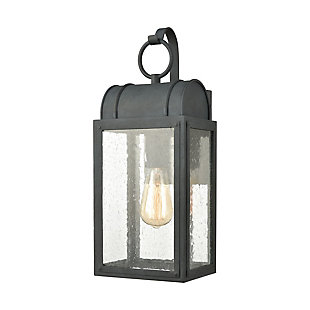 Steel Heritage Hills Sconce, , rollover