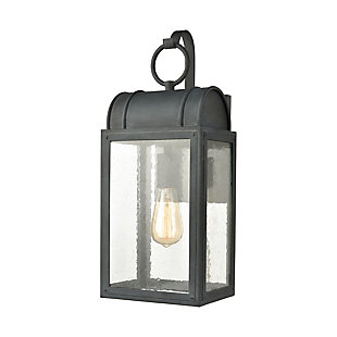Steel Heritage Hills Sconce, , large