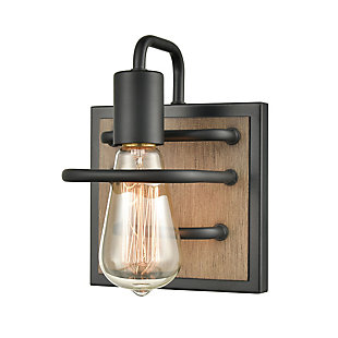 Steel Copley Vanity Light, , large