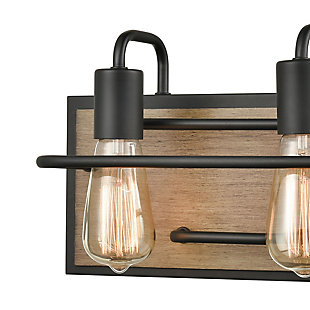 Steel Copley 2-Light Vanity Light, , rollover