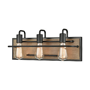 Steel Copley 3-Light Vanity Light, , large