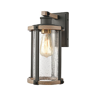 Steel Geringer Sconce, , large