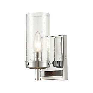 Steel Melinda Vanity Light, , large