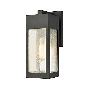 Steel Angus Sconce, , large