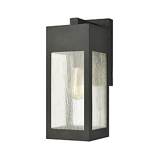 Steel Angus Sconce, , rollover