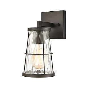 Steel Kendrix Vanity Light, , large