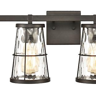 Steel Kendrix 4-Light Vanity Light, , rollover